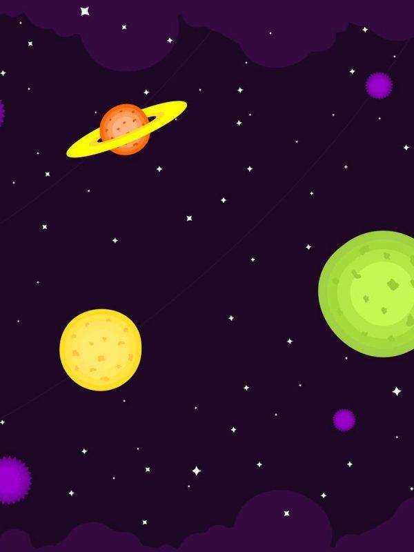 cosmos-vector-illustration